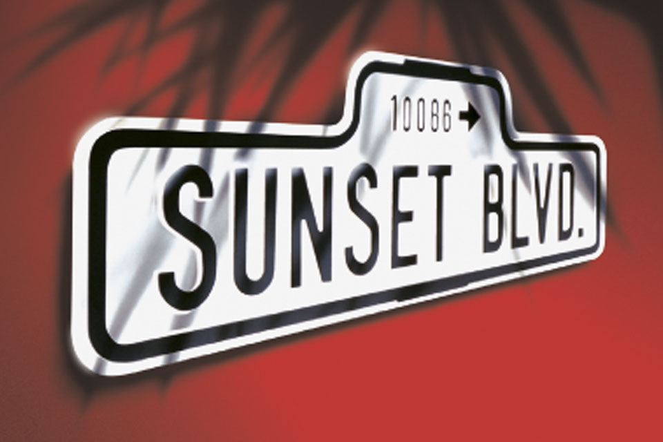 Sunset Boulevard at The Brook Theatre, Chatham, October 2015